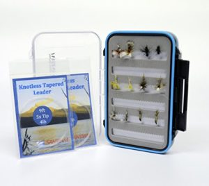 Fly Lures Box